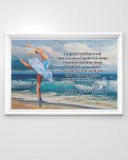Poster Ballet i hope you dance 36x24 Poster poster-landscape-36x24-lifestyle-02