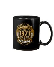 October 1971 The Birth of Legends Mug thumbnail