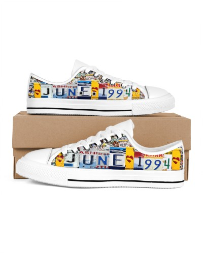 June 94 Shoes lowtop