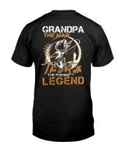 fishing-the myth Classic T-Shirt back