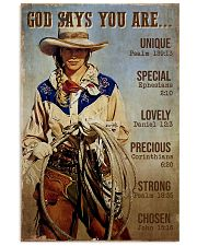 Poster horse you are lovely 24x36 Poster front