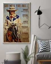 Poster horse you are lovely 24x36 Poster lifestyle-poster-1