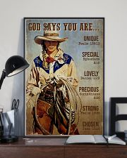 Poster horse you are lovely 24x36 Poster lifestyle-poster-2