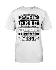 Agosto -existen Classic T-Shirt thumbnail