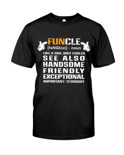FUNCLE IS FUN UNCLE