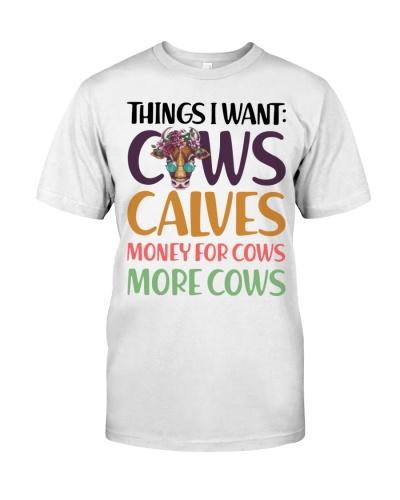 Country-life: cows calves