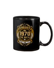 August 1970 The Birth of Legends Mug thumbnail