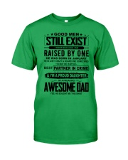 January Awesome Dad Classic T-Shirt thumbnail