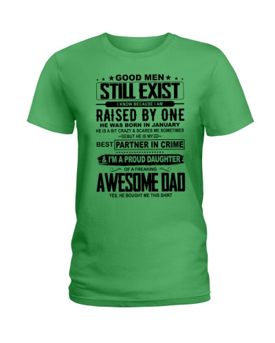 January Awesome Dad