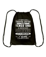 Mayo tengo existen Drawstring Bag thumbnail