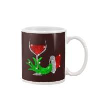 Merry Christmas wine Mug thumbnail