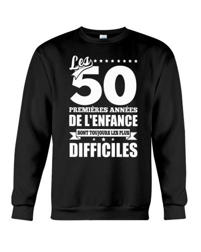 50 difficiles