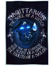 Poster Sagittarius 24x36 Poster front