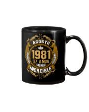 agosto 1981 - Siendo Increible Mug thumbnail