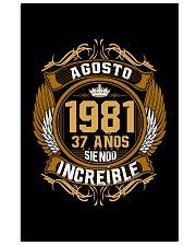 agosto 1981 - Siendo Increible 24x36 Poster thumbnail