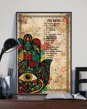 Poster Yoga zen things 24x36 Poster lifestyle-poster-2