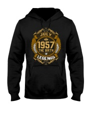 July 1957The Birth of Legends Hooded Sweatshirt thumbnail