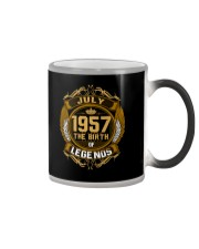 July 1957The Birth of Legends Color Changing Mug thumbnail