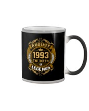 August 1993 The Birth of Legends Color Changing Mug thumbnail