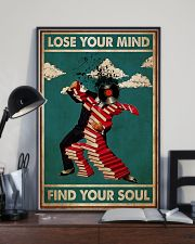 Poster Book Lose Your Mind find Your Soul 24x36 Poster lifestyle-poster-2