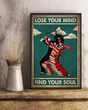 Poster Book Lose Your Mind find Your Soul 24x36 Poster lifestyle-poster-3