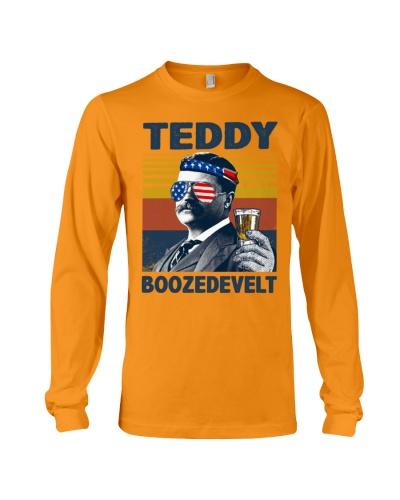 Funny Teddy drinkin