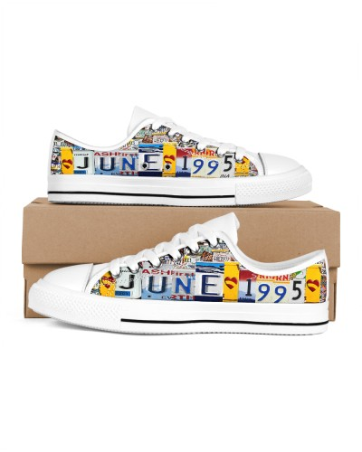 June 95 Shoes lowtop