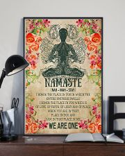 Poster Yoga 12 24x36 Poster lifestyle-poster-2