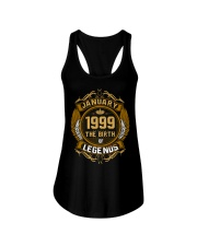 January 1999 The Birth of Legends Ladies Flowy Tank thumbnail