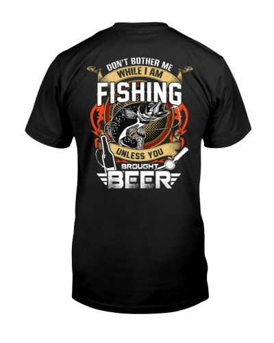 Fishing beer