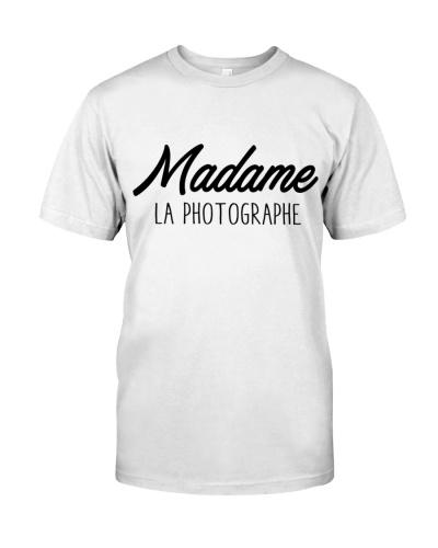 Madame la photographe