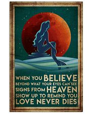 Poster Mermaid believe 24x36 Poster front