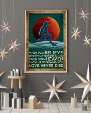 Poster Mermaid believe 24x36 Poster lifestyle-holiday-poster-1