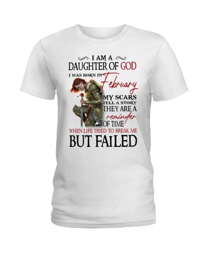 February daughter of god