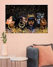 Poster black queen xmas 36x24 Poster poster-landscape-36x24-lifestyle-18