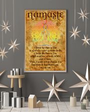 Poster Yoga namaste in you 24x36 Poster lifestyle-holiday-poster-1