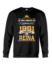 Septiembre 1961 Reina Crewneck Sweatshirt thumbnail