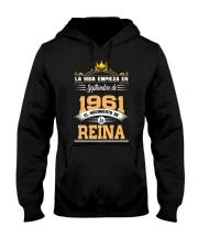 Septiembre 1961 Reina Hooded Sweatshirt thumbnail