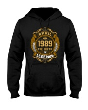 Abril 1989 The Birth of Legends Hooded Sweatshirt thumbnail