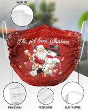 2 Layer Face Mask Christmas This Girl Lover 2 Layer Face Mask - Single aos-face-mask-2-layers-lifestyle-front-51