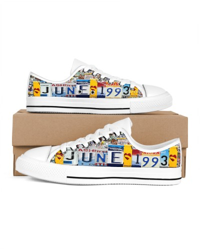 June 93 Shoes lowtop
