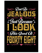 48 - Dont Be Jealous Vertical Poster tile