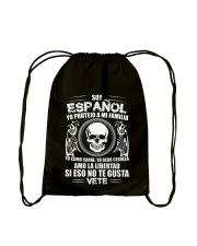 chico de spanish Drawstring Bag thumbnail