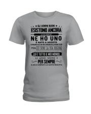 Agosto Esistono Ancora x Ladies T-Shirt tile