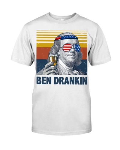 Funny Ben drinkin