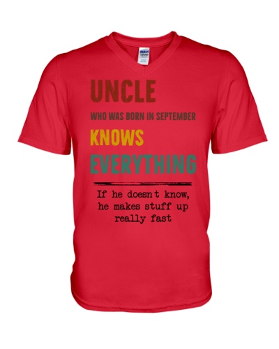 September uncle knows