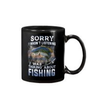 Fishing-thinking about Mug thumbnail