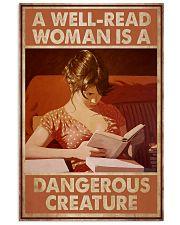 Poster Book dangerous creature 24x36 Poster front