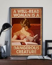 Poster Book dangerous creature 24x36 Poster lifestyle-poster-2