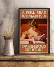 Poster Book dangerous creature 24x36 Poster lifestyle-poster-3